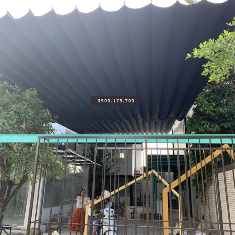 Mái che di động cho nhà ở của Tấn Hùng Phát