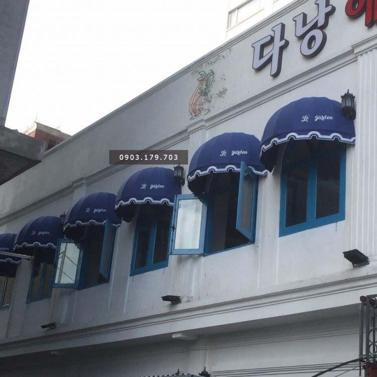 Mái vòm cho nhà hàng